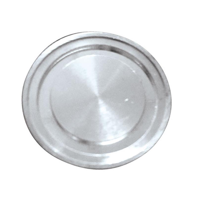 Sachet de 52 clous métalliques à coller ROMUS alu brut réf:4390