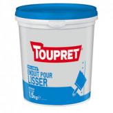 Enduit pour lisser pâte TOUPRET gamme Basique & Chantiers 1,5kg