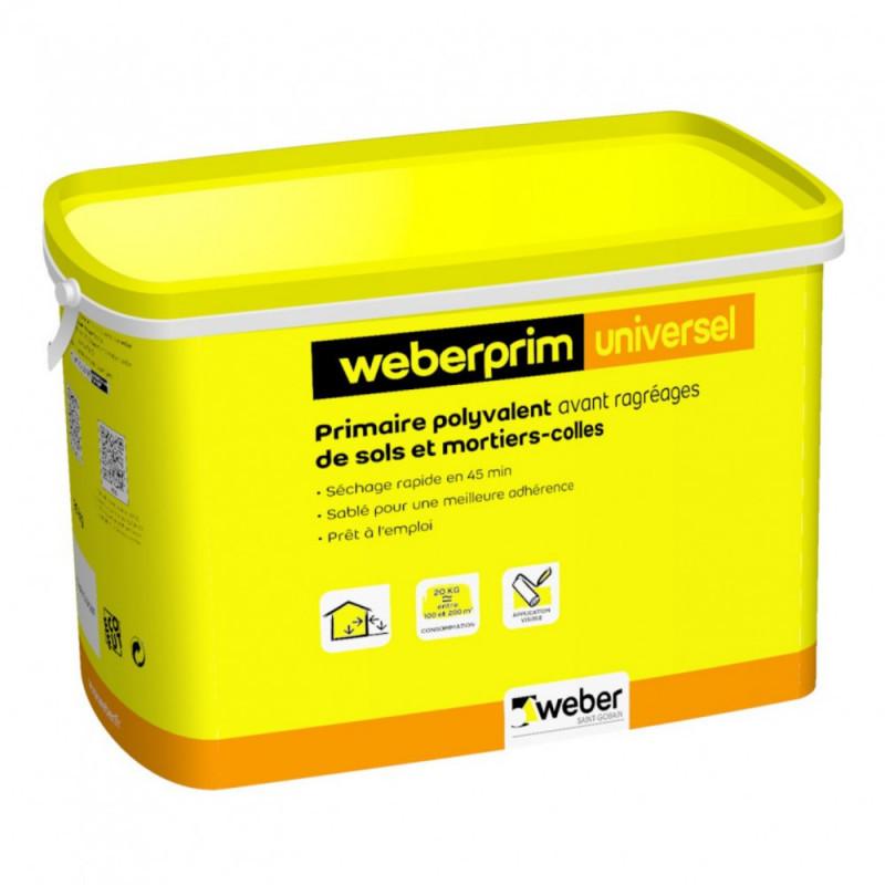Primaire WEBER Prim Universel 10kg