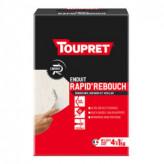 Enduit rapid'rebouch poudre TOUPRET gamme Hautes performances 4kg