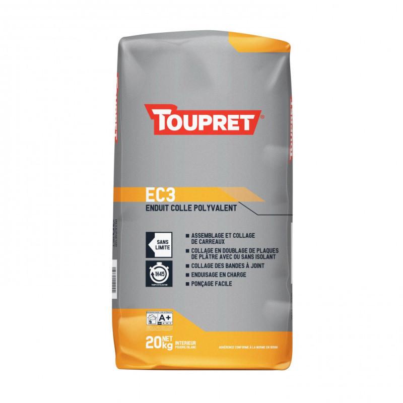 TOUPRET Enduit-colle EC3